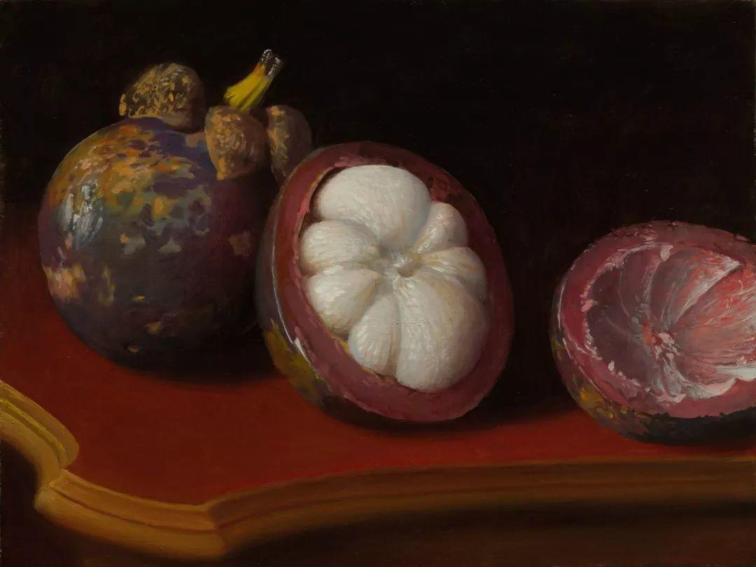 非常丰盛,静物水果!俄罗斯画家亚历山大·赛义多夫作品一插图37