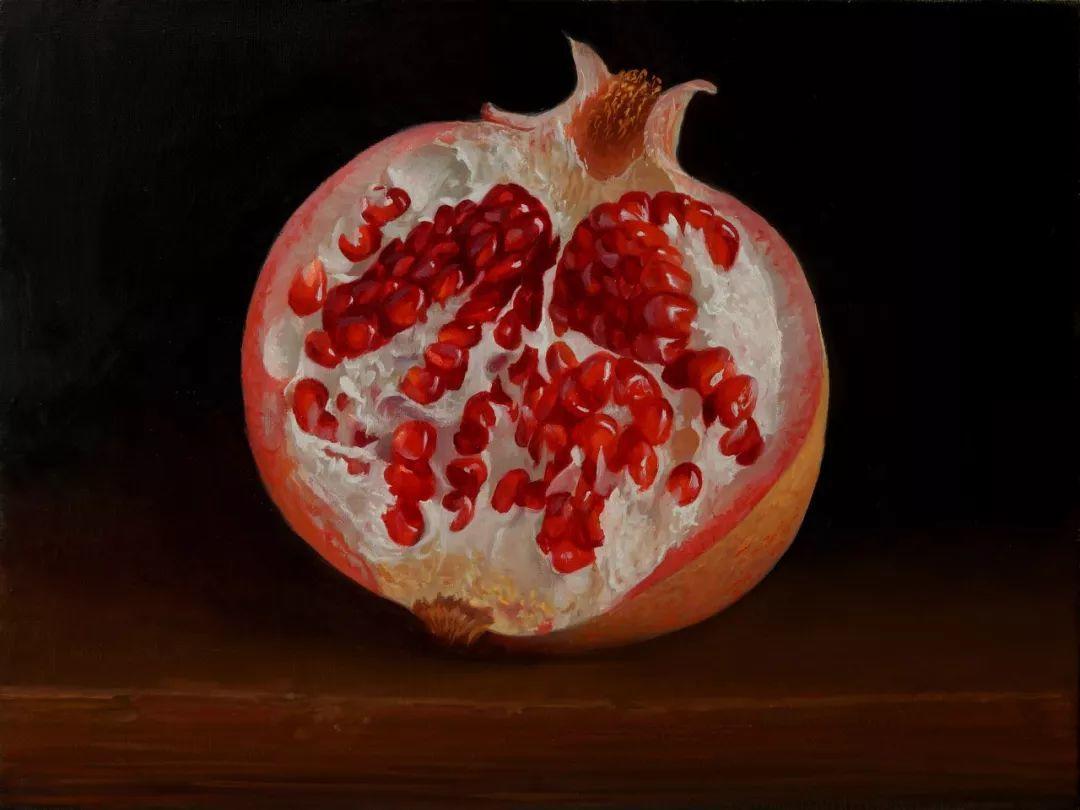 非常丰盛,静物水果!俄罗斯画家亚历山大·赛义多夫作品一插图38
