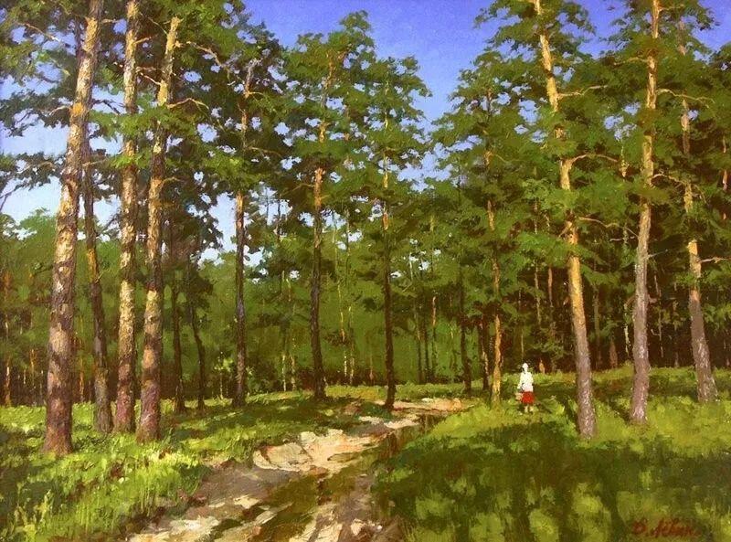 浓郁的生活气息,俄罗斯画家德米特里·莱文作品插图33