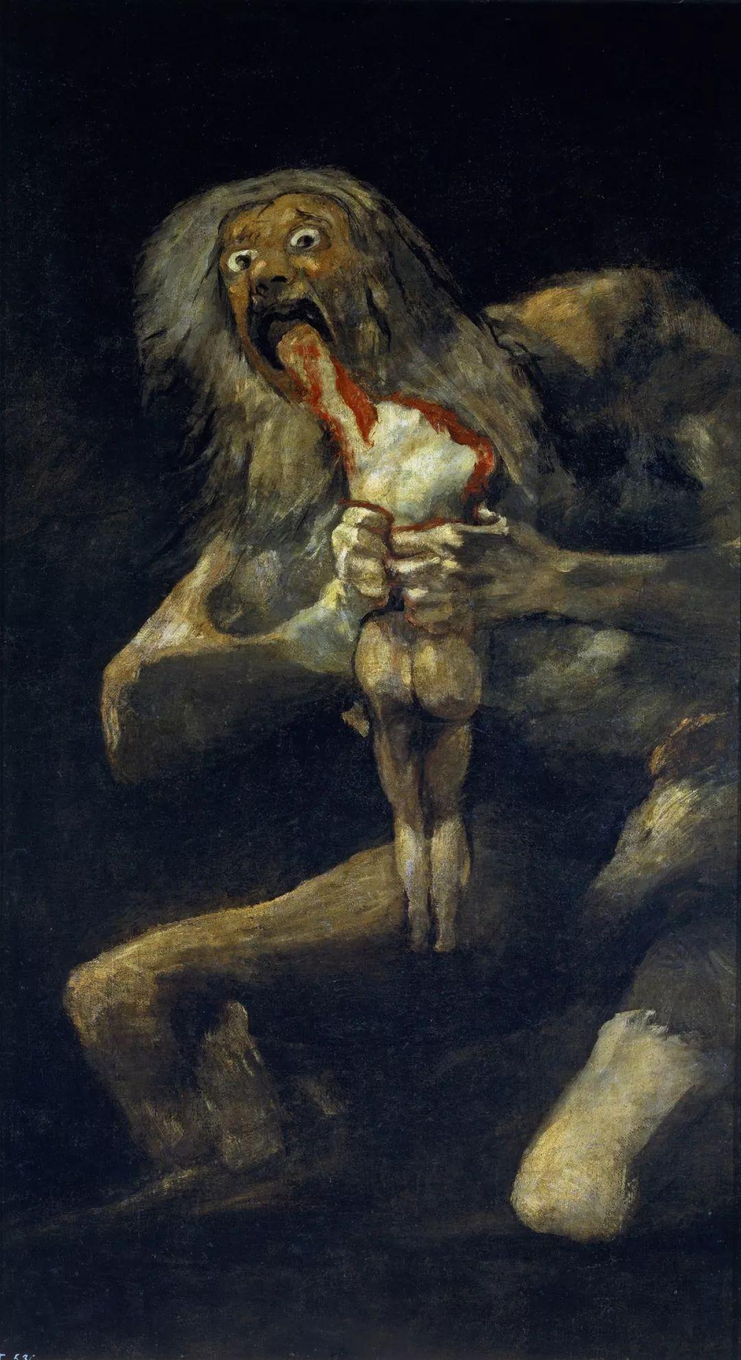 画风奇异的天才戈雅,画作震撼,他被称为浪漫主义最后的大师!插图5