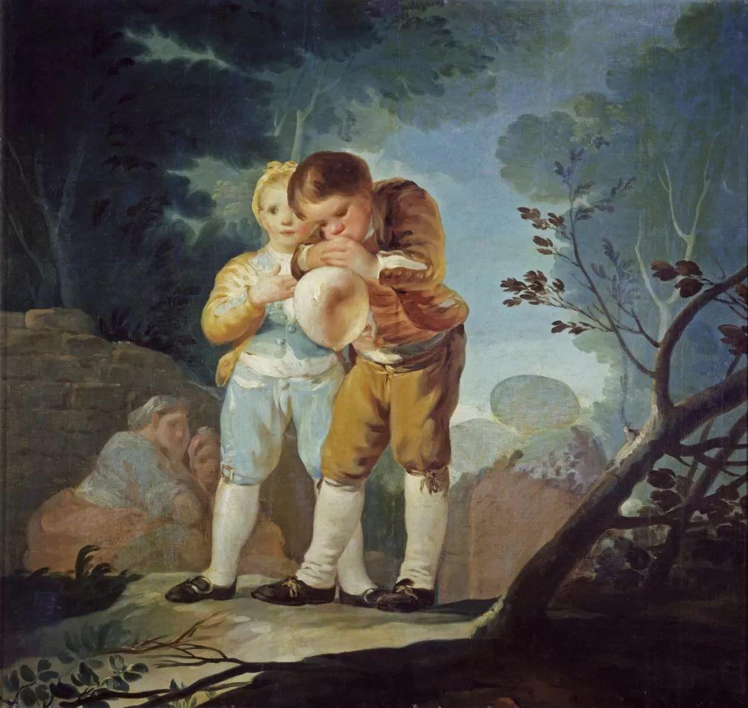 画风奇异的天才戈雅,画作震撼,他被称为浪漫主义最后的大师!插图51