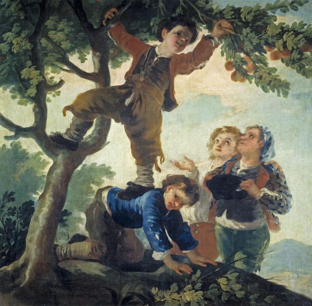 画风奇异的天才戈雅,画作震撼,他被称为浪漫主义最后的大师!插图57