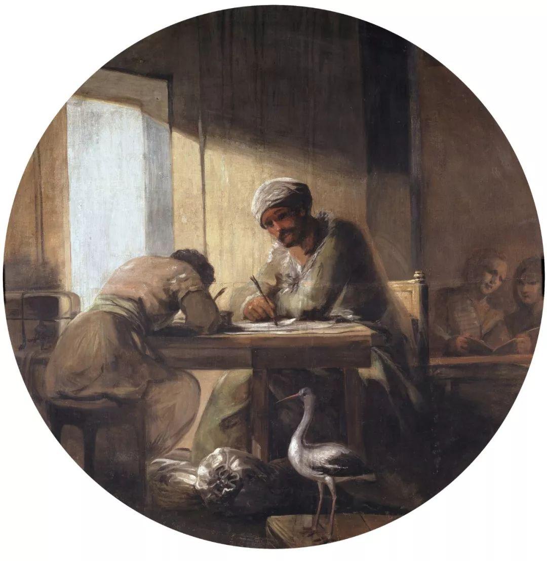 画风奇异的天才戈雅,画作震撼,他被称为浪漫主义最后的大师!插图59