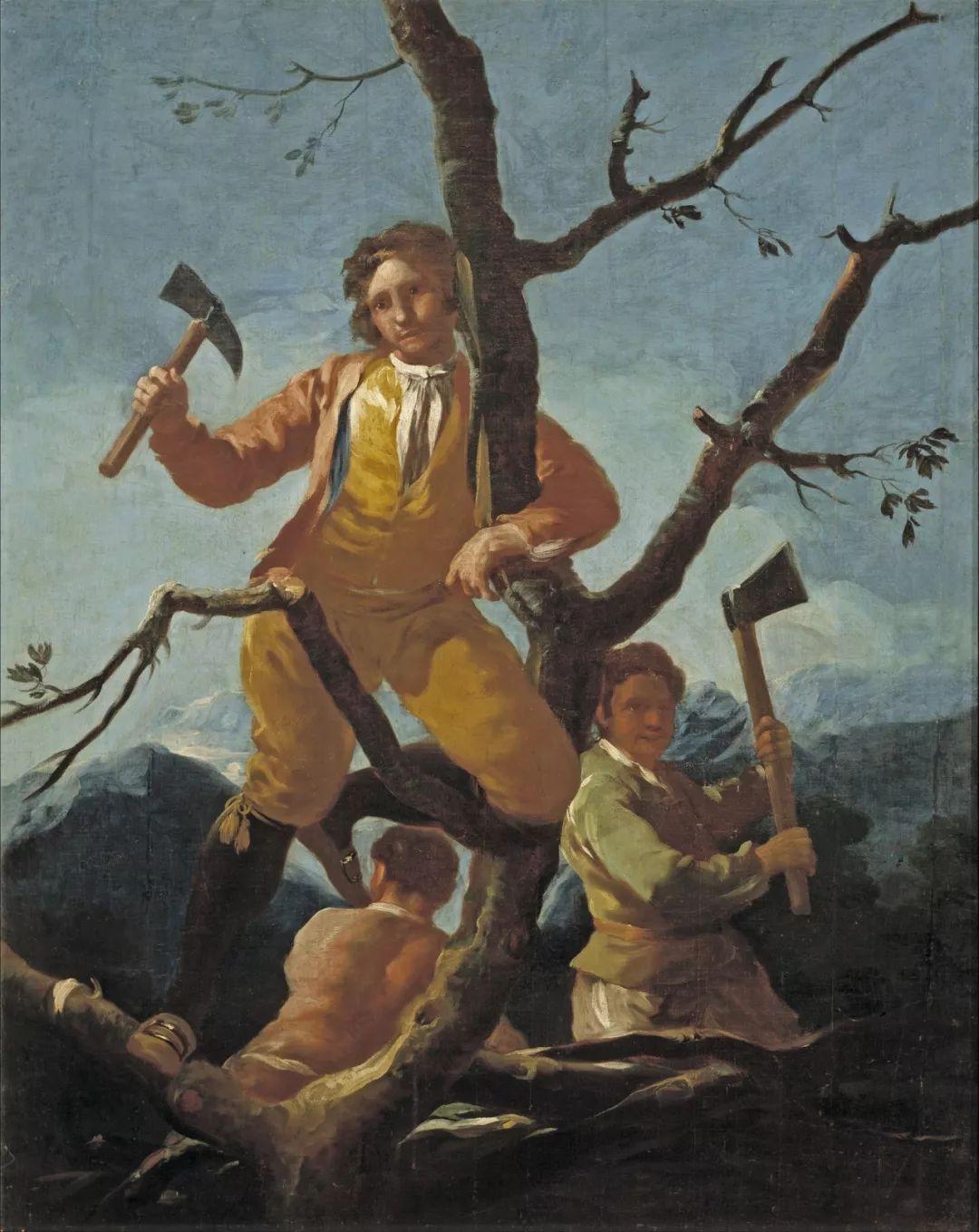 画风奇异的天才戈雅,画作震撼,他被称为浪漫主义最后的大师!插图95