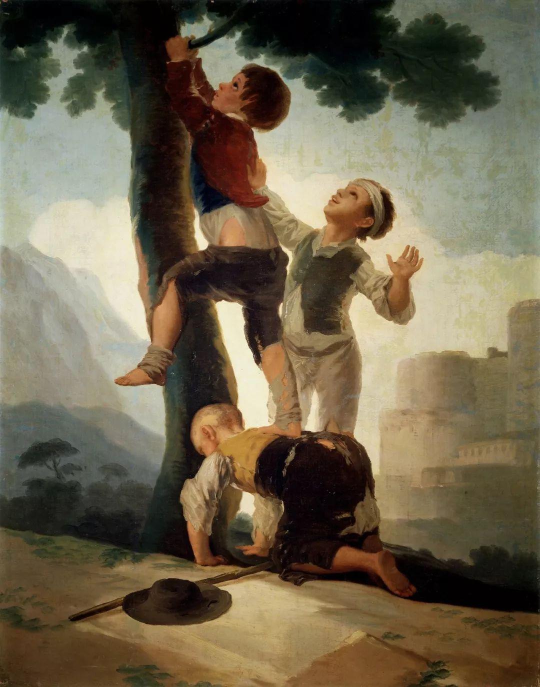 画风奇异的天才戈雅,画作震撼,他被称为浪漫主义最后的大师!插图97