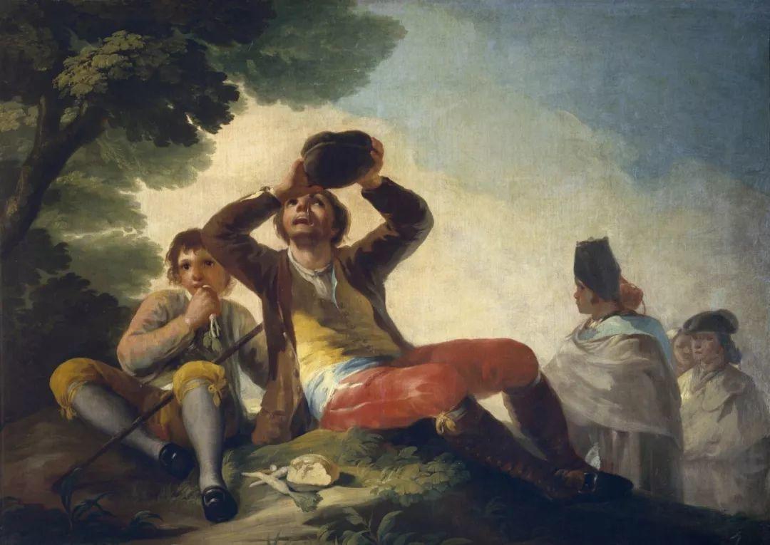 画风奇异的天才戈雅,画作震撼,他被称为浪漫主义最后的大师!插图137