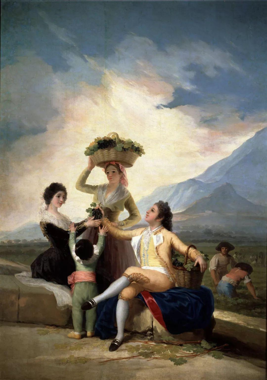 画风奇异的天才戈雅,画作震撼,他被称为浪漫主义最后的大师!插图143