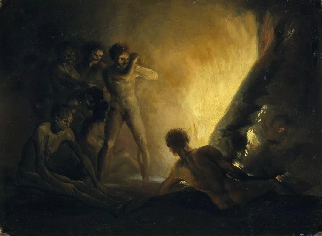 画风奇异的天才戈雅,画作震撼,他被称为浪漫主义最后的大师!插图149