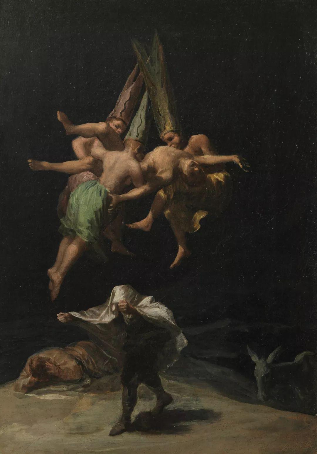 画风奇异的天才戈雅,画作震撼,他被称为浪漫主义最后的大师!插图167