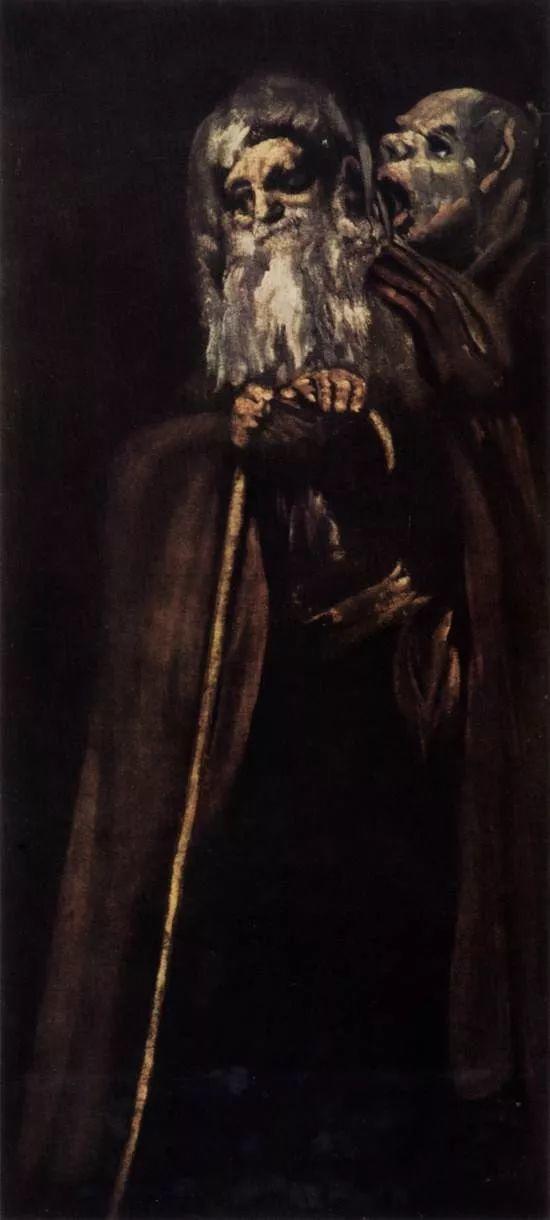 画风奇异的天才戈雅,画作震撼,他被称为浪漫主义最后的大师!插图171