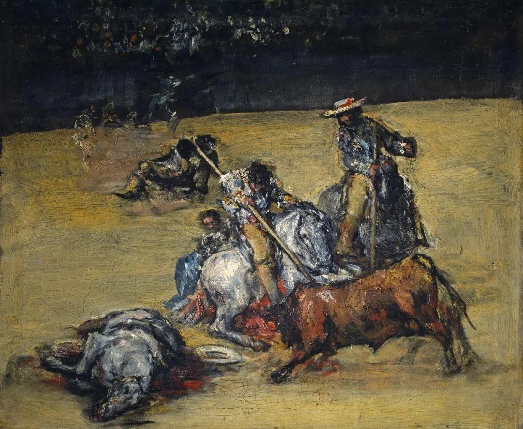 画风奇异的天才戈雅,画作震撼,他被称为浪漫主义最后的大师!插图173