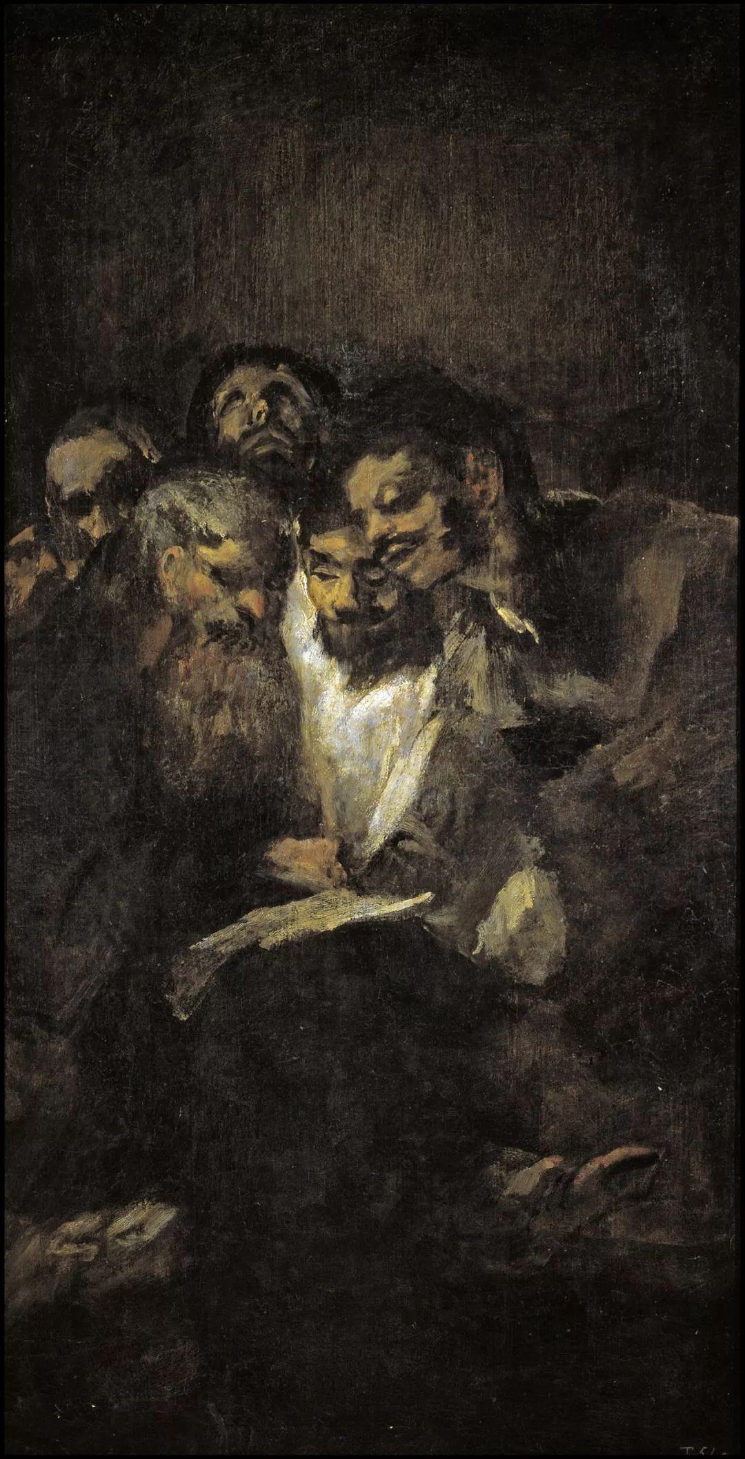 画风奇异的天才戈雅,画作震撼,他被称为浪漫主义最后的大师!插图175