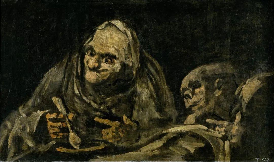 画风奇异的天才戈雅,画作震撼,他被称为浪漫主义最后的大师!插图181
