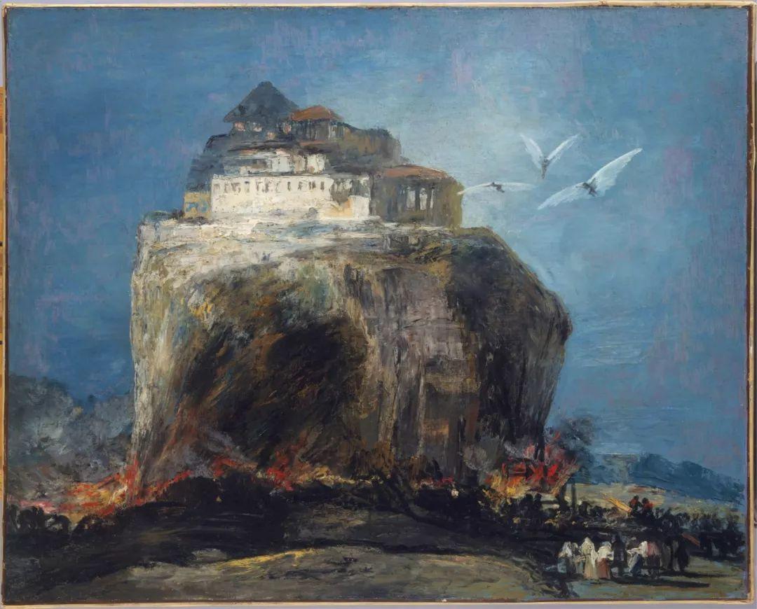 画风奇异的天才戈雅,画作震撼,他被称为浪漫主义最后的大师!插图191