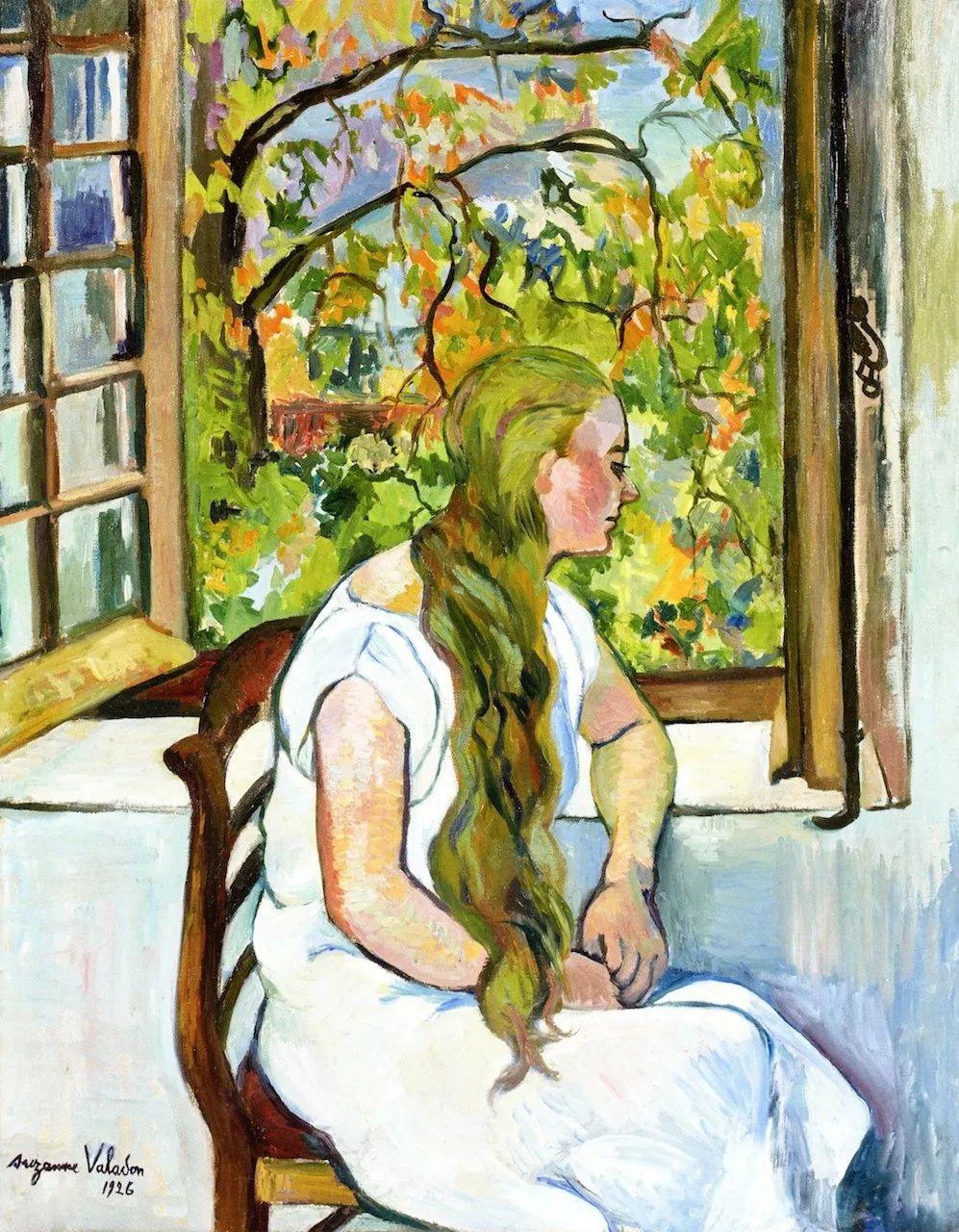 法国美术家协会第一个女性成员——苏珊娜·瓦拉东插图11