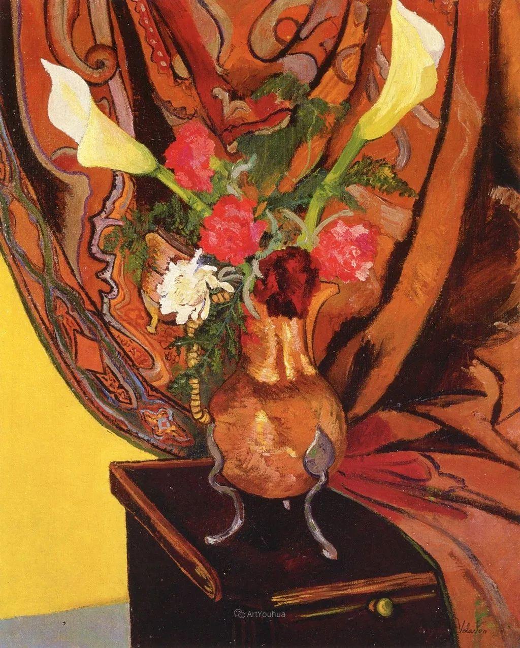 法国美术家协会第一个女性成员——苏珊娜·瓦拉东插图19