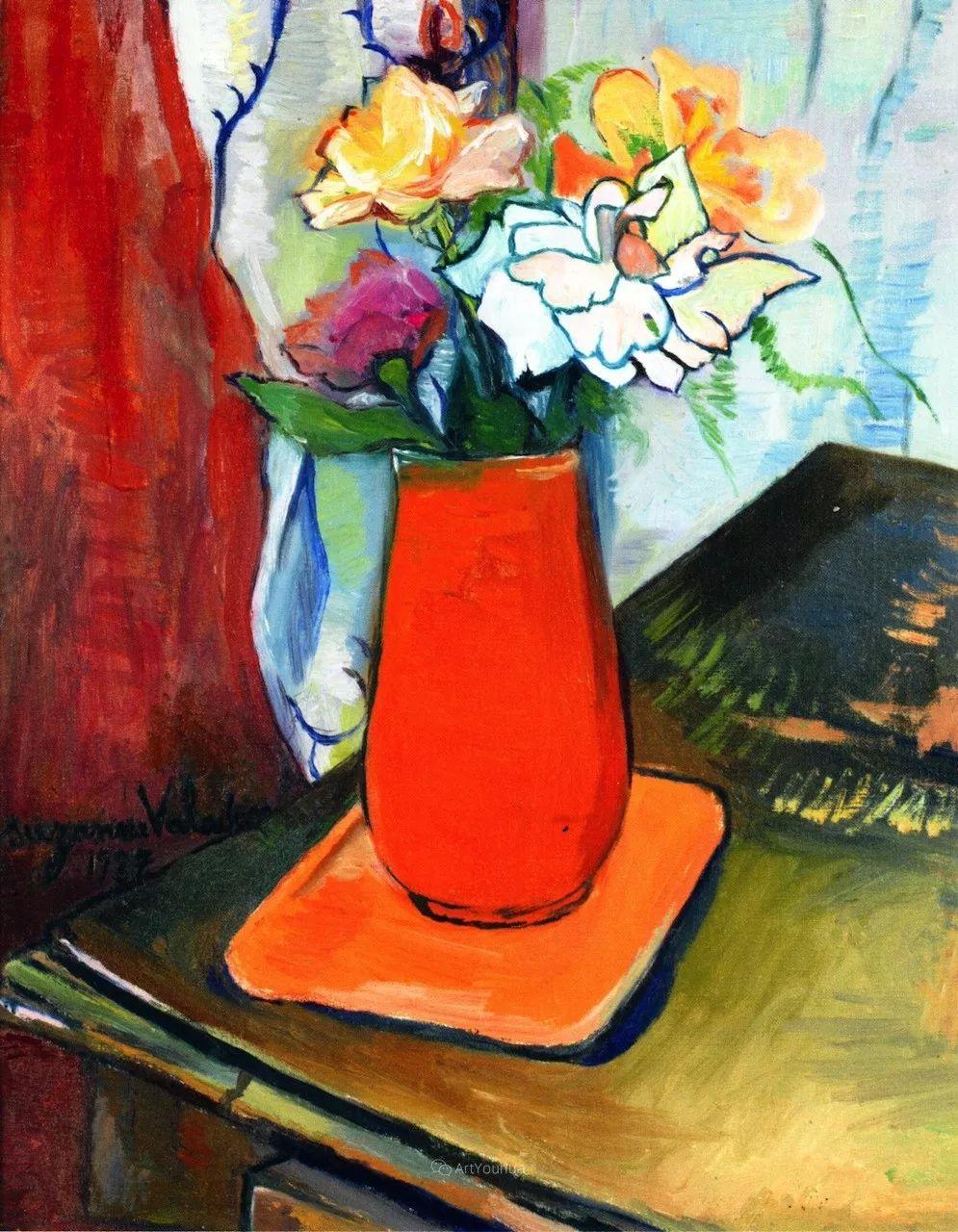 法国美术家协会第一个女性成员——苏珊娜·瓦拉东插图23