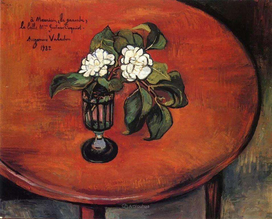法国美术家协会第一个女性成员——苏珊娜·瓦拉东插图61