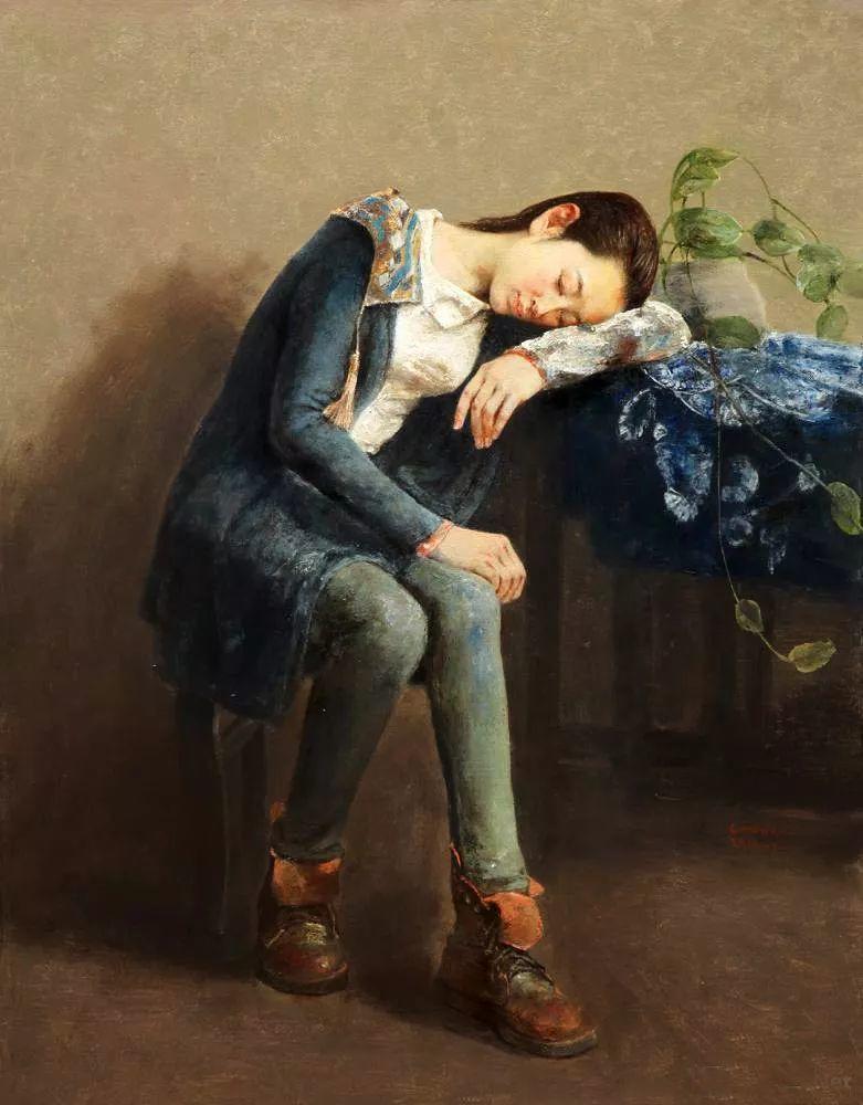一切艺术都给人以安慰,而伟大的艺术给人的安慰更是无穷无尽的插图11