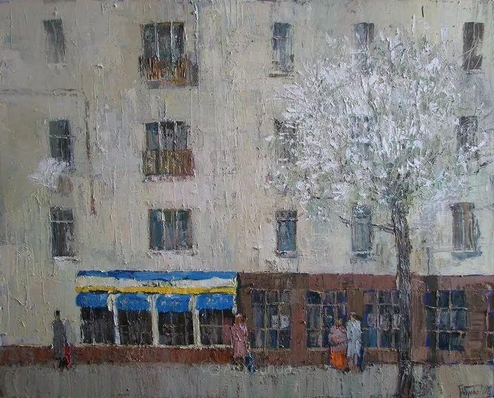 俄罗斯青年女画家Elena Bobrova插图15