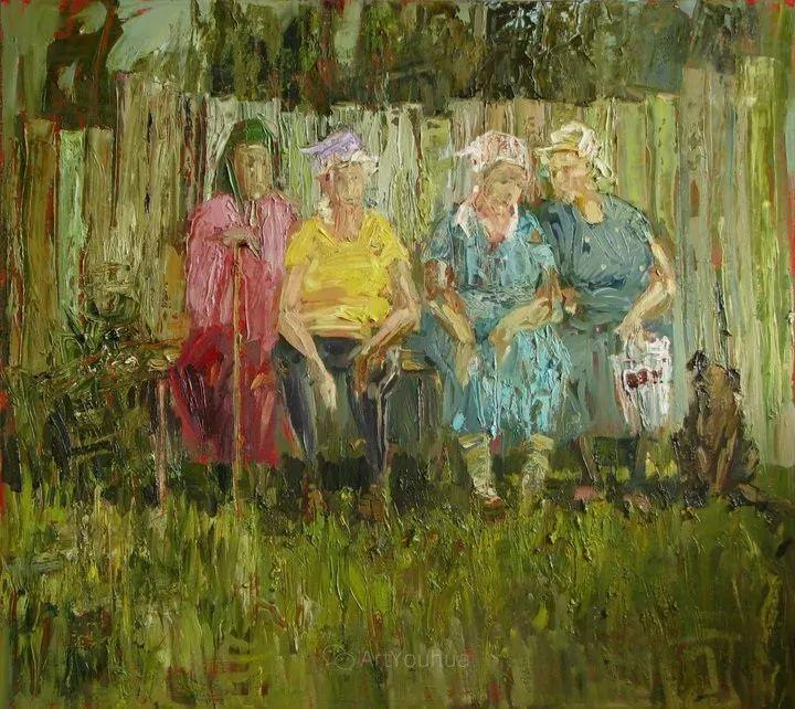 俄罗斯青年女画家Elena Bobrova插图39