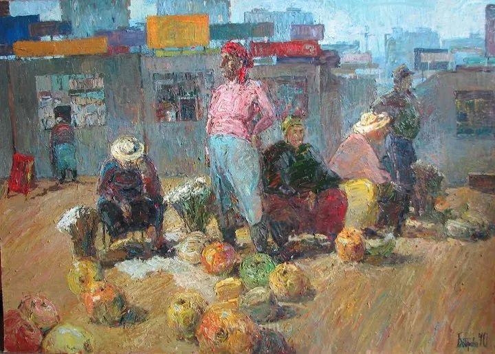 俄罗斯青年女画家Elena Bobrova插图43