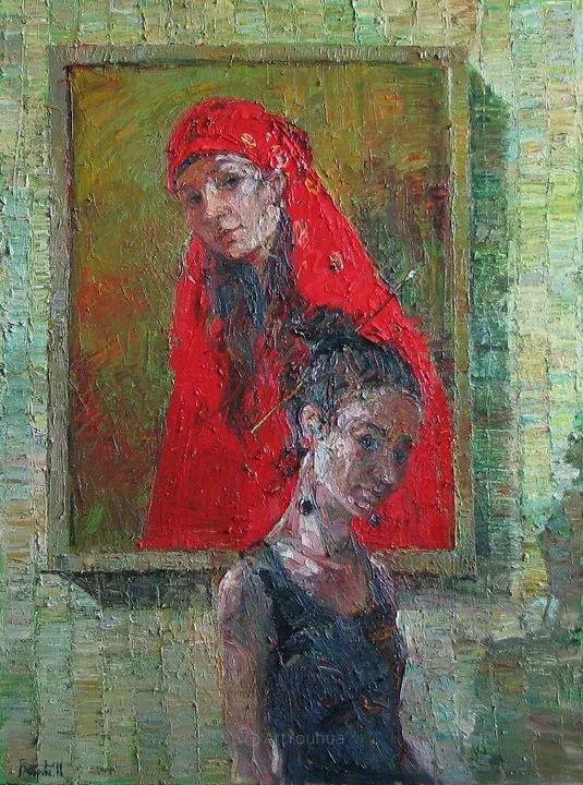 俄罗斯青年女画家Elena Bobrova插图57