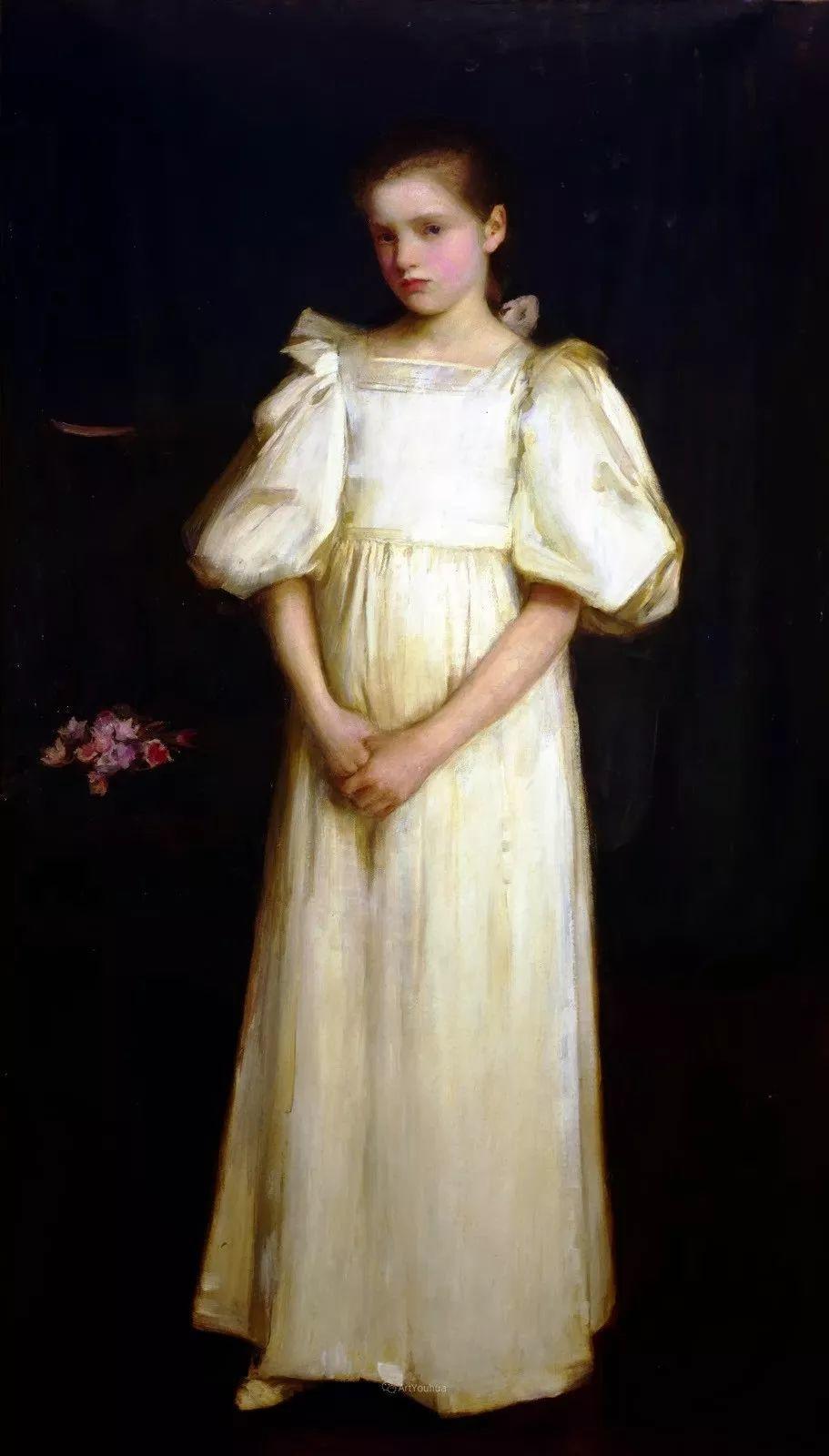 美若天仙的唯美诗性 ,英国皇家美术学院院士约翰·威廉姆·沃特豪斯插图33