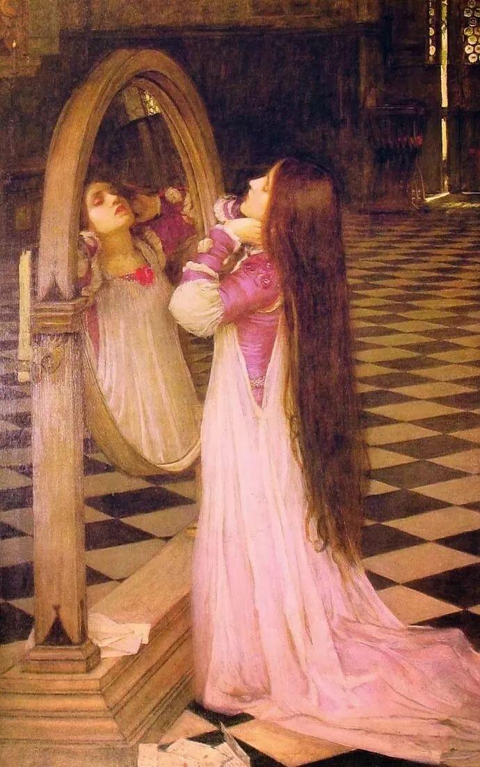 美若天仙的唯美诗性 ,英国皇家美术学院院士约翰·威廉姆·沃特豪斯插图38