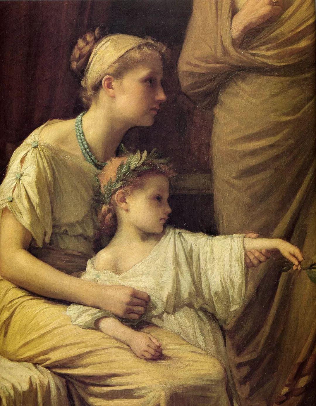 美若天仙的唯美诗性 ,英国皇家美术学院院士约翰·威廉姆·沃特豪斯插图51