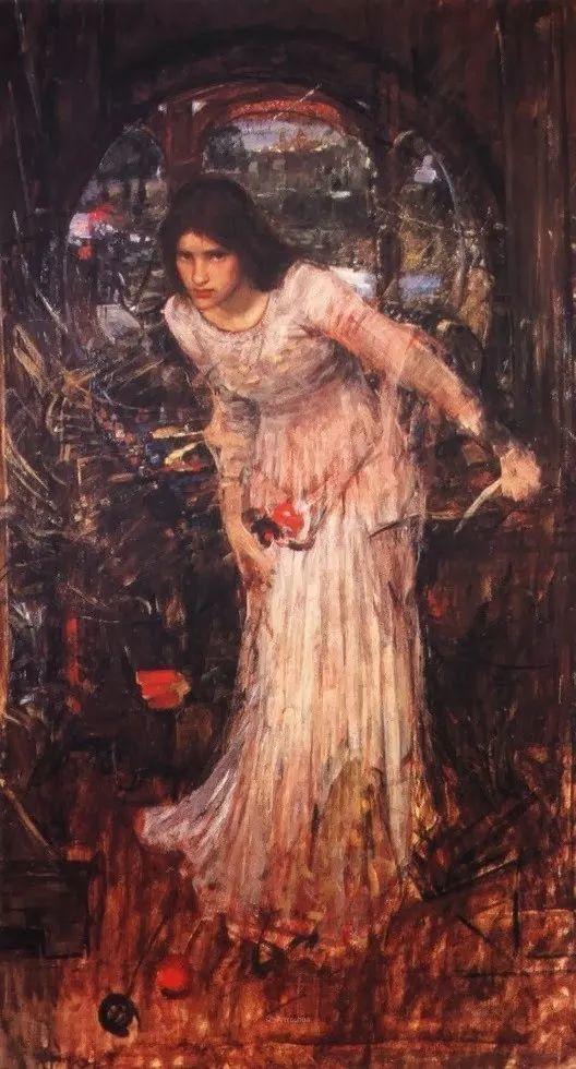 美若天仙的唯美诗性 ,英国皇家美术学院院士约翰·威廉姆·沃特豪斯插图68