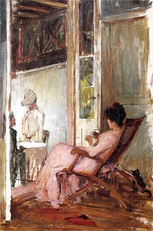 美若天仙的唯美诗性 ,英国皇家美术学院院士约翰·威廉姆·沃特豪斯插图69