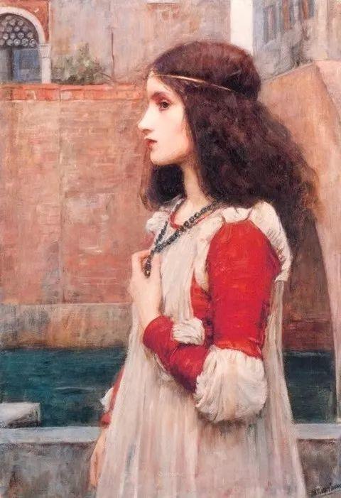 美若天仙的唯美诗性 ,英国皇家美术学院院士约翰·威廉姆·沃特豪斯插图75