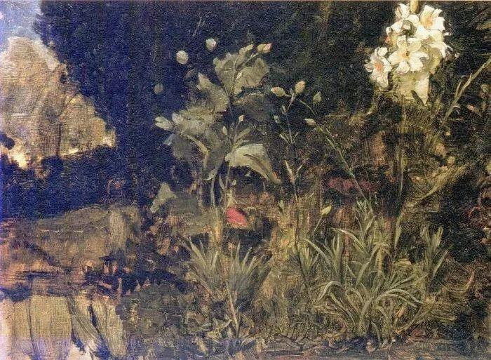 美若天仙的唯美诗性 ,英国皇家美术学院院士约翰·威廉姆·沃特豪斯插图94