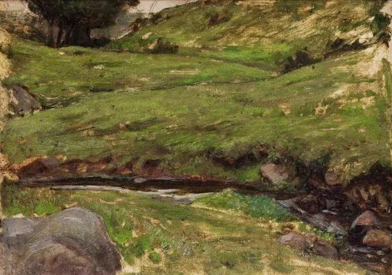 美若天仙的唯美诗性 ,英国皇家美术学院院士约翰·威廉姆·沃特豪斯插图95