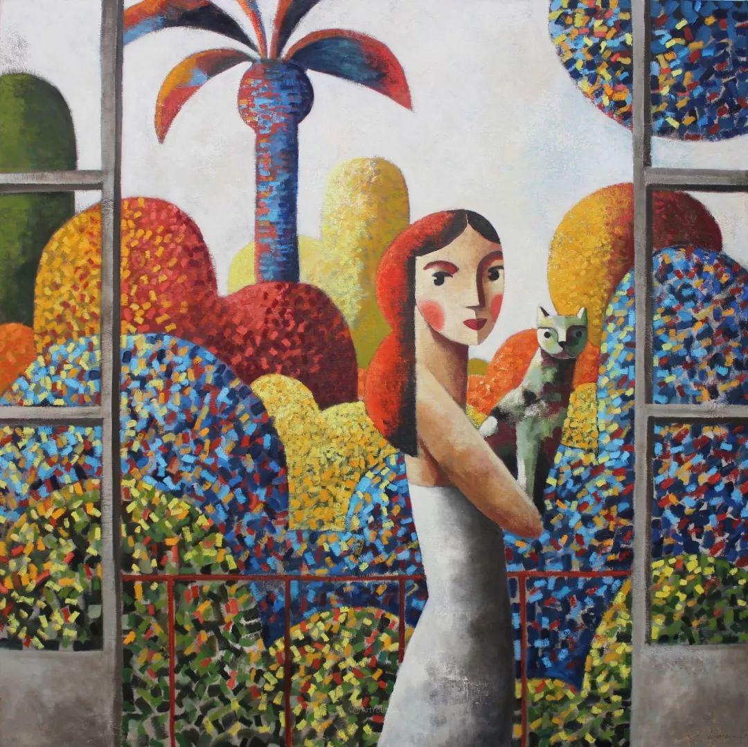 情感的表达,西班牙画家Didier Lourenço插图3