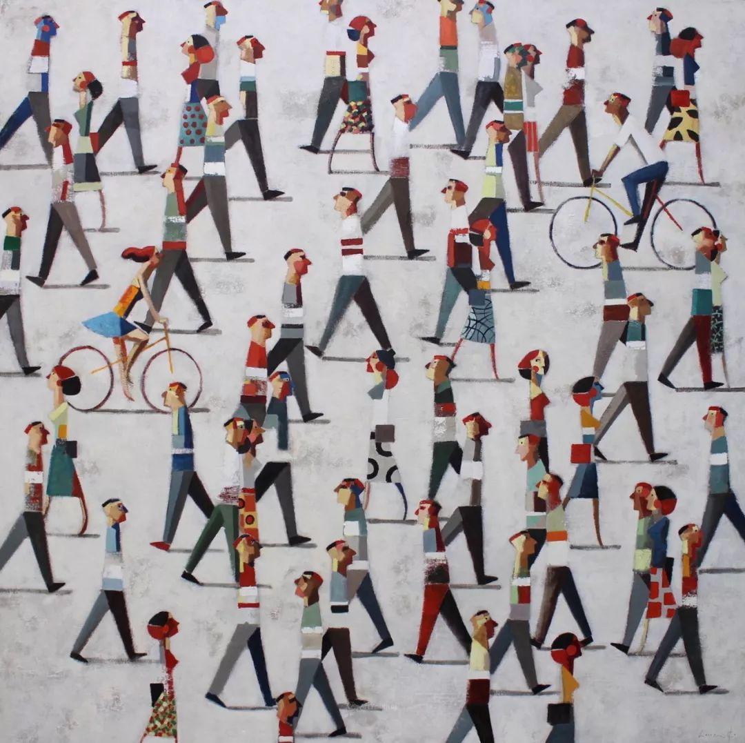 情感的表达,西班牙画家Didier Lourenço插图6