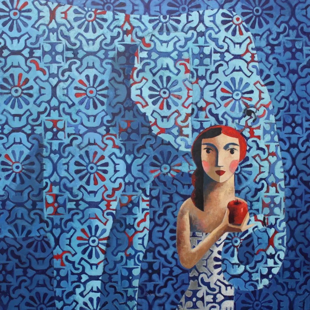 情感的表达,西班牙画家Didier Lourenço插图7