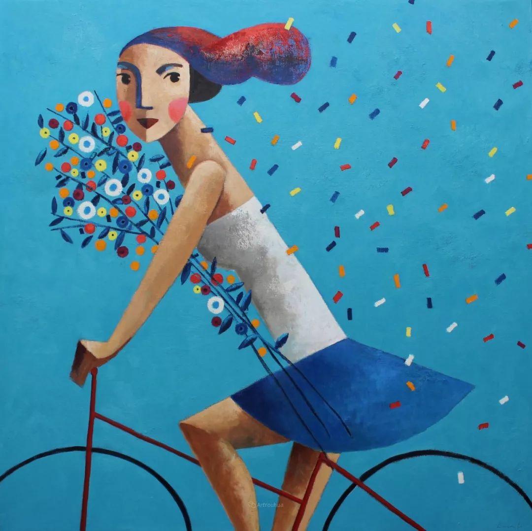 情感的表达,西班牙画家Didier Lourenço插图8