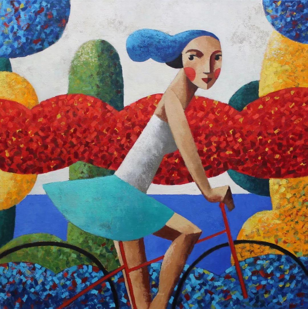 情感的表达,西班牙画家Didier Lourenço插图9