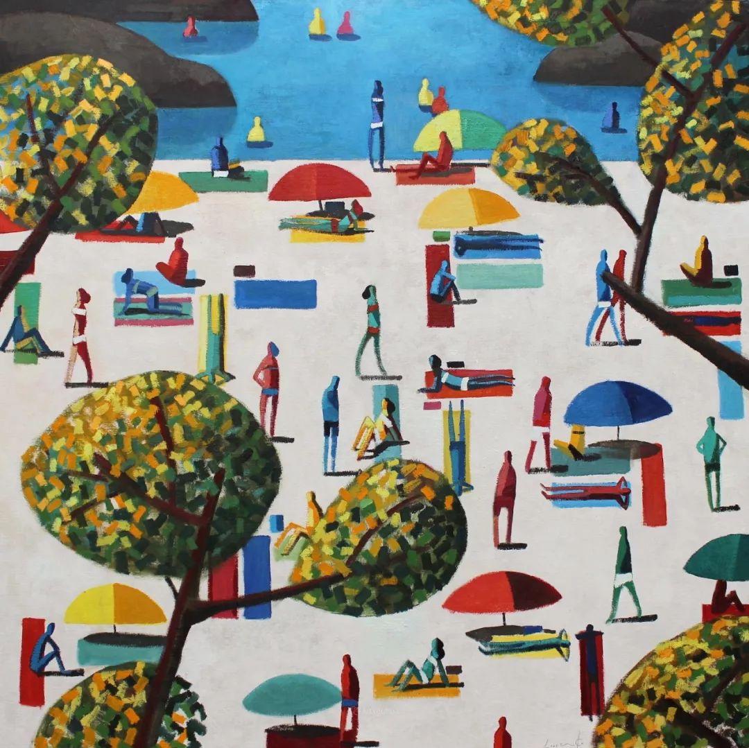 情感的表达,西班牙画家Didier Lourenço插图10