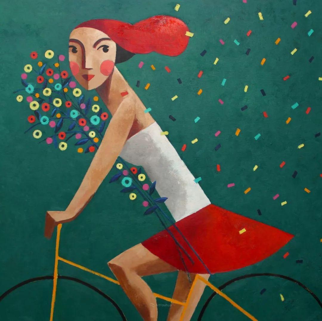 情感的表达,西班牙画家Didier Lourenço插图11
