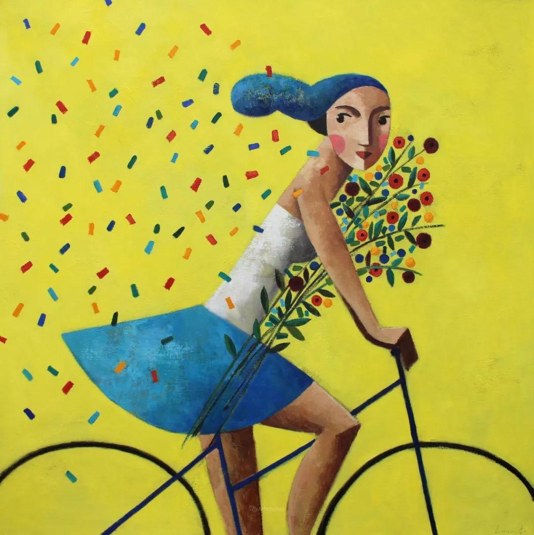 情感的表达,西班牙画家Didier Lourenço插图12