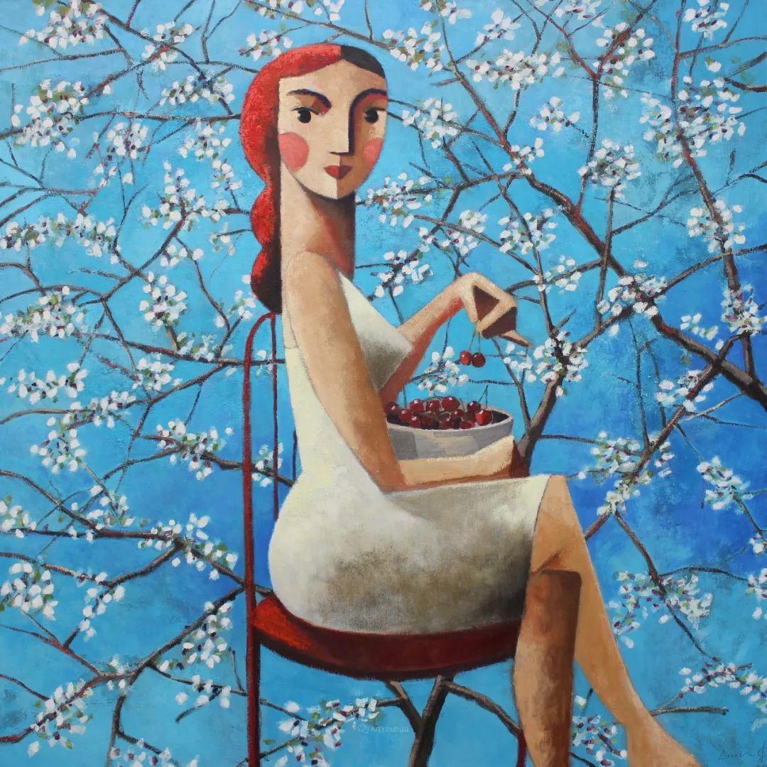 情感的表达,西班牙画家Didier Lourenço插图13