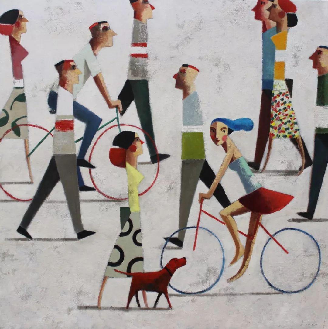 情感的表达,西班牙画家Didier Lourenço插图15