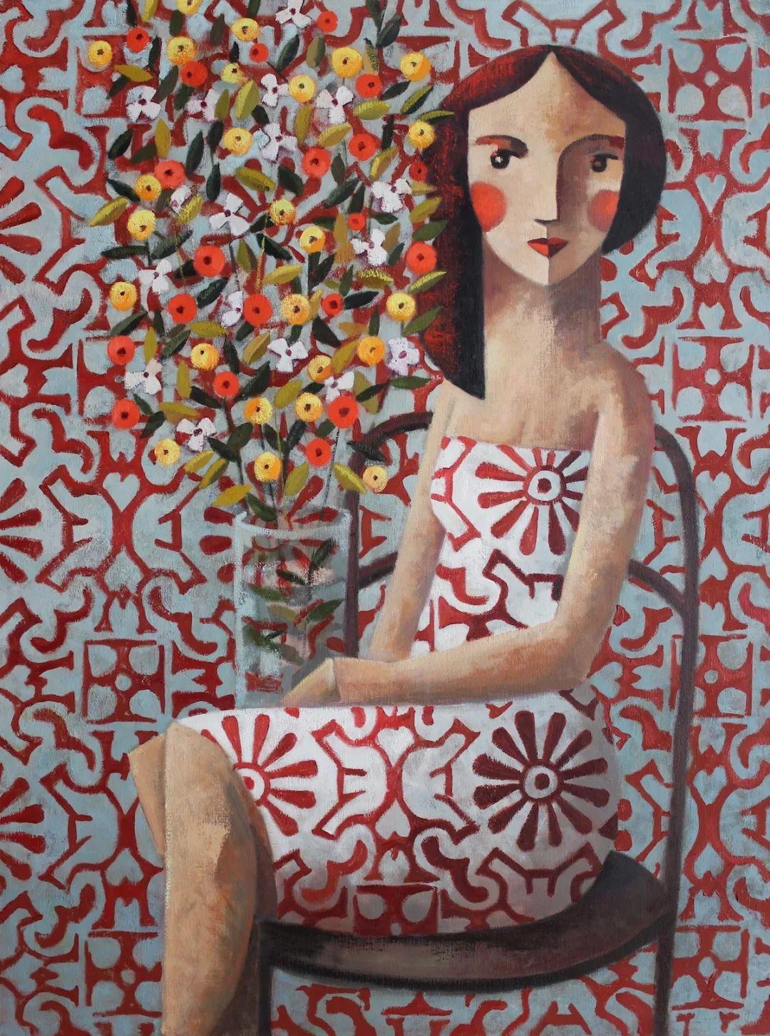 情感的表达,西班牙画家Didier Lourenço插图20