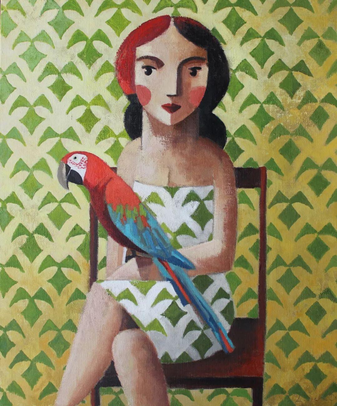 情感的表达,西班牙画家Didier Lourenço插图21