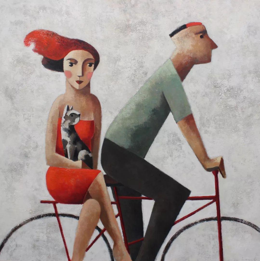 情感的表达,西班牙画家Didier Lourenço插图24