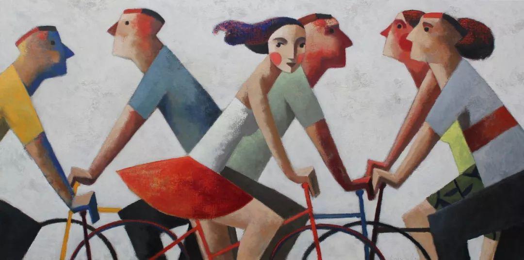 情感的表达,西班牙画家Didier Lourenço插图27