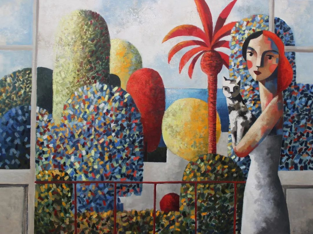 情感的表达,西班牙画家Didier Lourenço插图30
